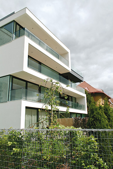 vila verde luxury design apartments for sale in prague 6